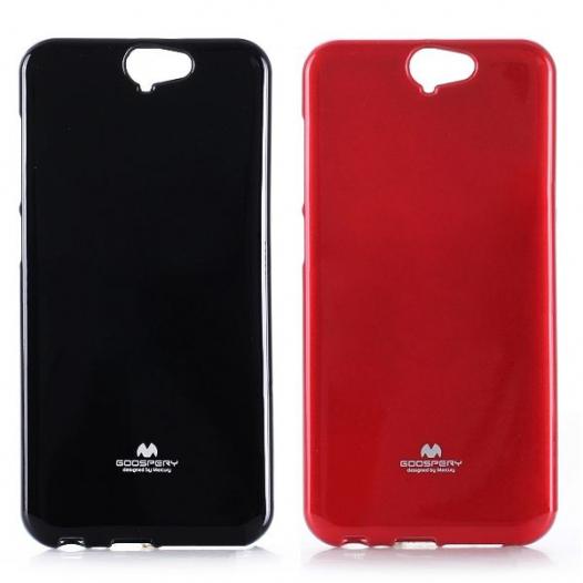 TPU чехол Mercury Jelly Color series для HTC One / A9