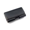"""Универсальный кожаный чехол-футляр на пояс на смартфоны до 4,7"""""""