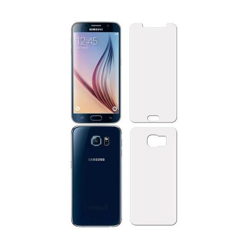 Защитная пленка Auris (на обе стороны) для Samsung Galaxy S6 G920F/G920D Duos