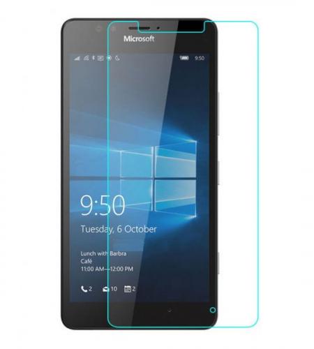 Защитное стекло Ultra Tempered Glass 0.33mm (H+) для Microsoft Lumia 950 (картонная упаковка)