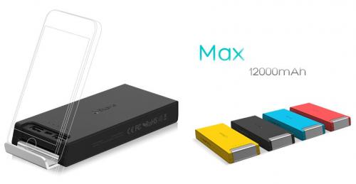 Дополнительный внешний аккумулятор IHAVE MAX (12000 mAh)