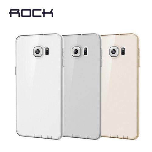 TPU чехол ROCK Ultrathin Slim Jacket для Samsung Galaxy S6 Edge Plus