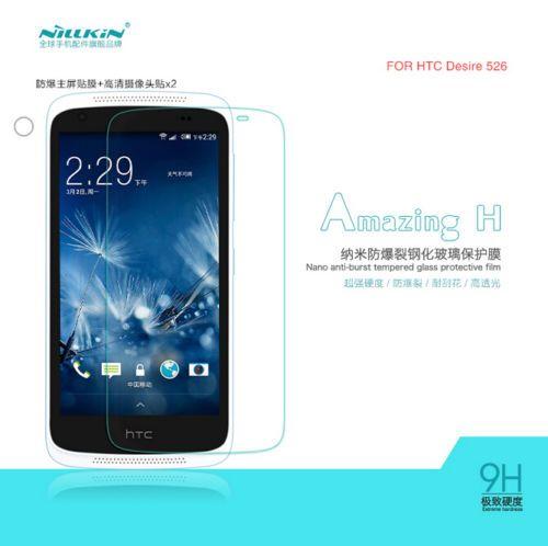 Защитное стекло Nillkin Anti-Explosion Glass Screen (H) для HTC Desire 526/526G / Desire 326G