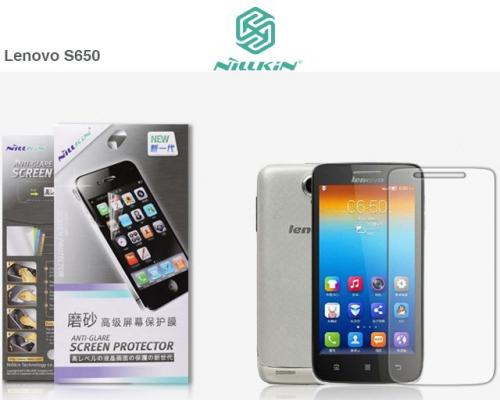 Защитная пленка Nillkin для Lenovo S650 (Vibe X mini)