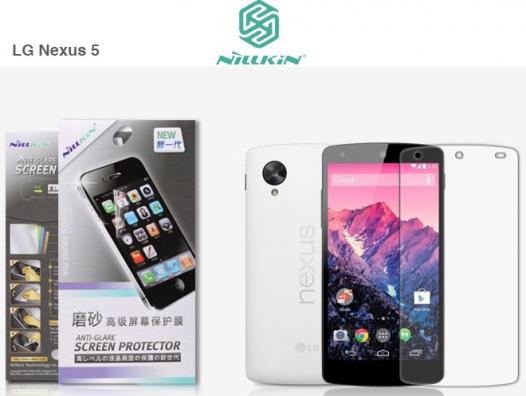 Защитная пленка Nillkin для LG D820 Nexus 5
