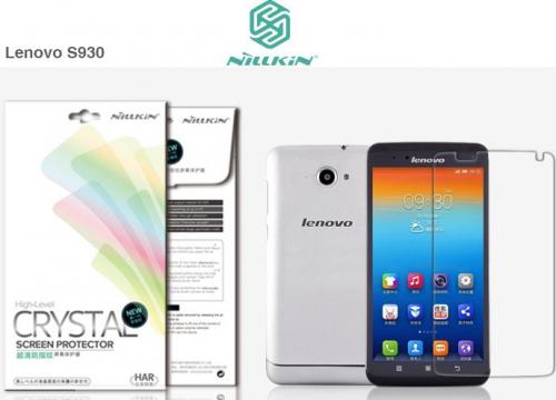 Защитная пленка NILLKIN Crystal для Lenovo S930