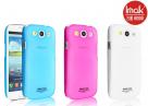 Пластиковая накладка IMAK Water Jade Series для Samsung i9300 Galaxy S3 (+ пленка)
