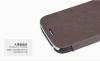 Кожаный чехол (книжка) Nillkin England Retro для Samsung i9060/i9082 Galaxy Grand/ Neo (+ пленка)