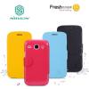 Кожаный чехол (книжка) Nillkin Fresh Series для Samsung i8262 Galaxy Core