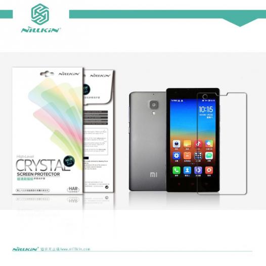 Защитная пленка Nillkin Crystal для Xiaomi Hongmi Red Rice