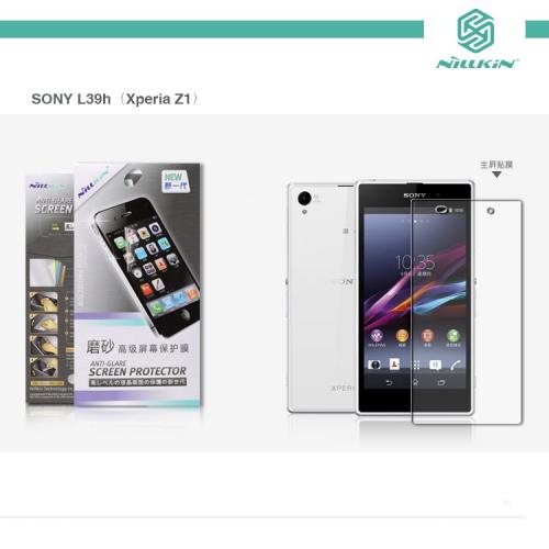 Защитная пленка Nillkin для Sony Xperia Z1