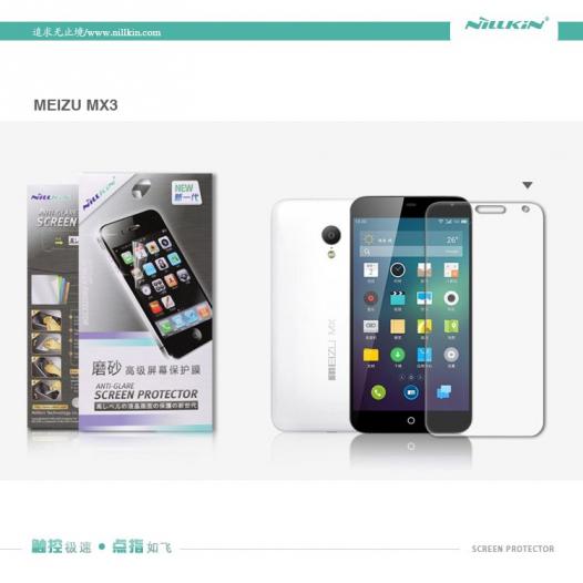 Защитная пленка Nillkin для Meizu MX3