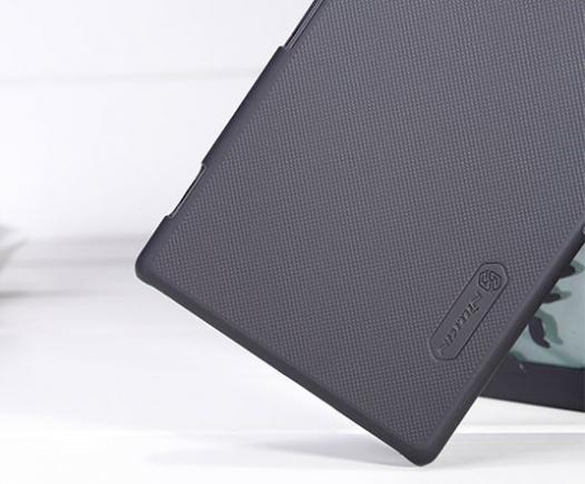 Чехол Nillkin Matte для Sony Xperia Z1 (+ пленка)
