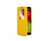 Кожаный чехол (книжка) Nillkin Fresh Series для LG D802 Optimus G2