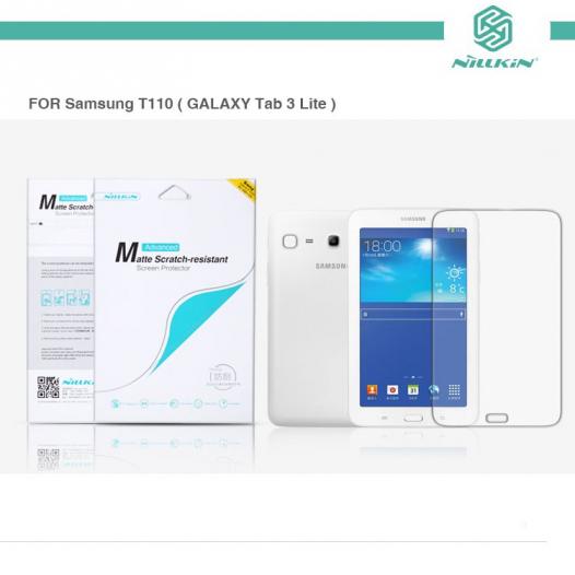 Защитная пленка Nillkin для Samsung Galaxy Tab 3 Lite T110/T111 (WI-FI)
