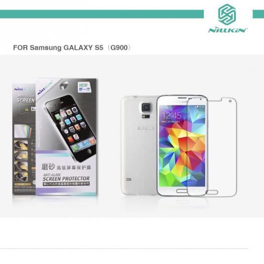 Защитная пленка Nillkin для Samsung G900 Galaxy S5