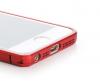 Металлический бампер Rock Arc Slim Guard для Apple iPhone 5/5S/SE