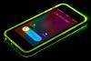 Светящийся TPU чехол ROCK Tube Series для Apple iPhone 5/5S/SE