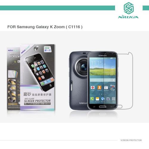 Защитная пленка Nillkin для Samsung C115 Galaxy S5 ZOOM
