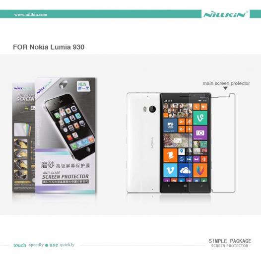 Защитная пленка Nillkin для Microsoft Lumia 930