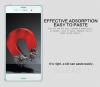 Защитное стекло Nillkin Anti-Explosion Glass Screen H+ (закр.края) для Sony Xperia Z3/Xperia Z3 Dual