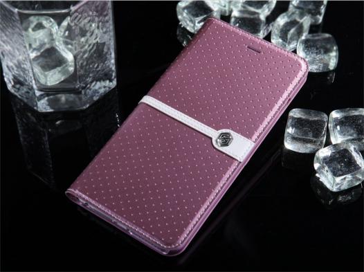 Кожаный чехол (книжка) Nillkin Ice Series для Apple iPhone 6/6s plus (5.5