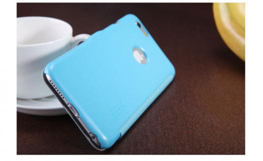 Кожаный чехол (книжка) Nillkin Fresh Series для Apple iPhone 6/6s plus (5.5