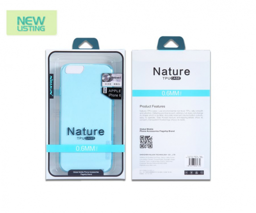 TPU чехол Nillkin Nature Series для Samsung E500H/DS Galaxy E5