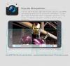 Защитное стекло Nillkin Anti-Explosion Glass (H+) (закругл. края) для Samsung N910H Galaxy Note 4