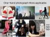 "TPU+PC чехол Nillkin Show Photographic для Apple iPhone 6/6s (4.7"")"