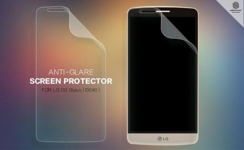Защитная пленка Nillkin для LG D690 G3 Stylus Dual