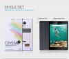 Защитная пленка Nillkin Crystal для HTC Google Nexus 9