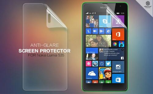 Защитная пленка Nillkin для Microsoft Lumia 535