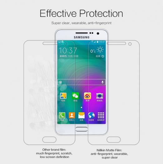 Защитная пленка Nillkin для Samsung A300H / A300F Galaxy A3