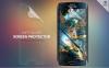 Защитная пленка Nillkin для Samsung G925F Galaxy S6 Edge