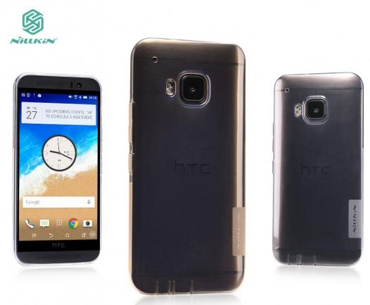 TPU чехол Nillkin Nature Series для HTC One / M9