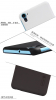 Чехол Nillkin Matte для HTC Desire 826 (+ пленка)