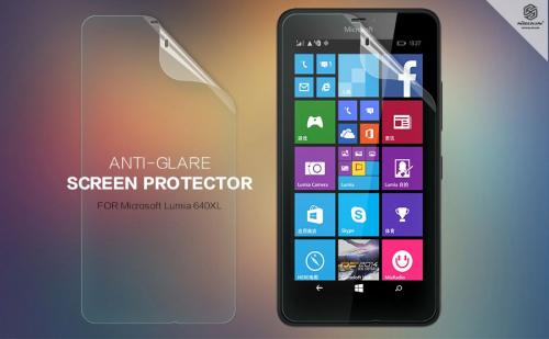 Защитная пленка Nillkin для Microsoft Lumia 640XL