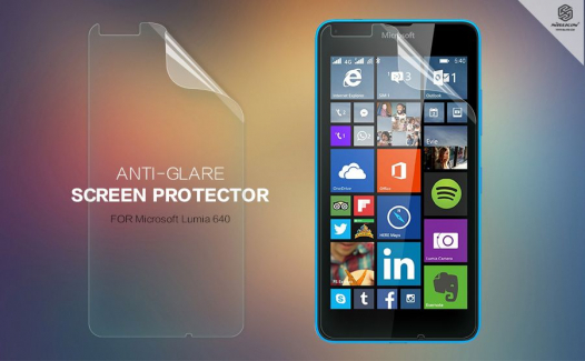 Защитная пленка Nillkin для Microsoft Lumia 640