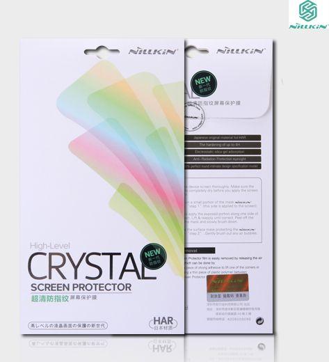 Защитная пленка Nillkin Crystal для Sony Xperia M4 Aqua