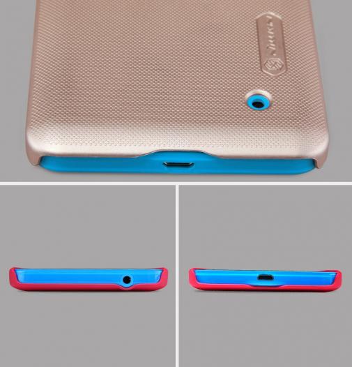 Чехол Nillkin Matte для Microsoft Lumia 640 (+ пленка)