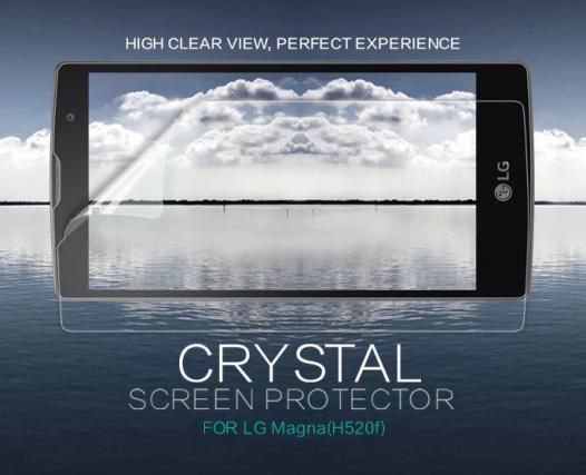 Защитная пленка Nillkin Crystal для LG H502F Magna