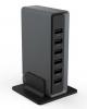 Сетевое ЗУ ROCK 6-USB 5V 8A (RWC0202)