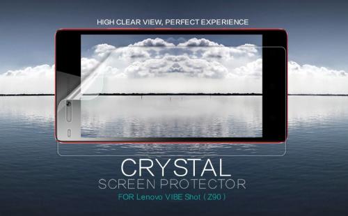 Защитная пленка Nillkin Crystal для Lenovo Vibe Shot Z90