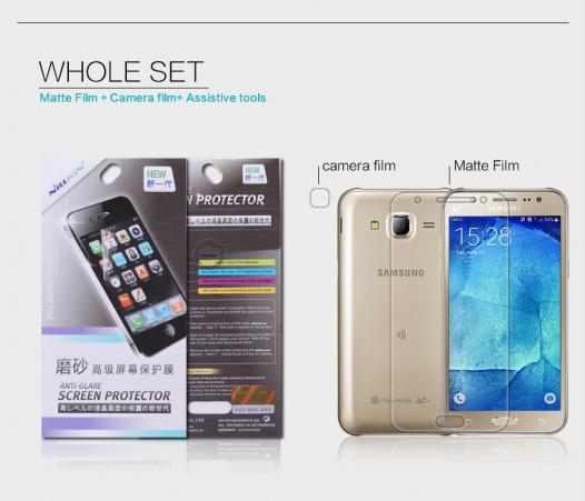 Защитная пленка Nillkin для Samsung J700H Galaxy J7