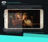 Защитное стекло Nillkin Anti-Explosion Glass (H) для Samsung Galaxy Note 5+пленка на заднюю панель