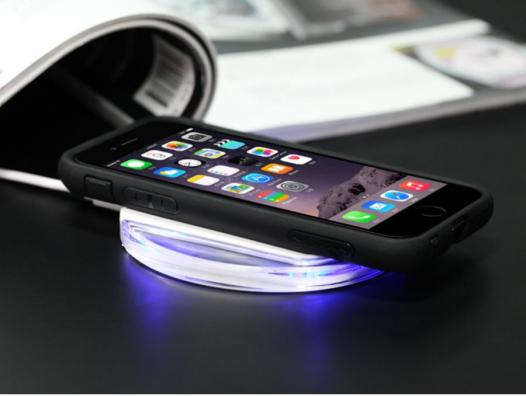 TPU+PC чехол Nillkin Super Power (с модулем приема от беспроводного ЗУ) для Apple iPhone 6/6s (4.7