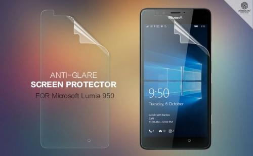 Защитная пленка Nillkin для Microsoft Lumia 950