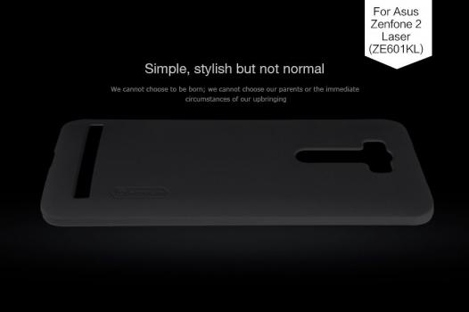 Чехол Nillkin Matte для Asus Zenfone 2 Laser (ZE601KL) (+ пленка)