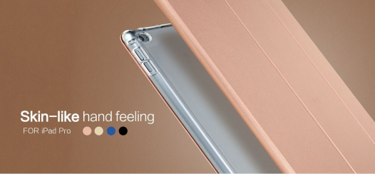 Чехол (книжка) Rock Touch series для Apple iPad Pro 12,9